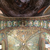 SanVitale mosaico arco - Hispalois - Ravenna (RA)