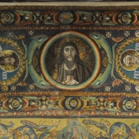 SanVitale mosaico arco Jesus - Hispalois - Ravenna (RA)
