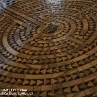 San Vitale - pavimento marmo - LadyBathory1974 - Ravenna (RA)