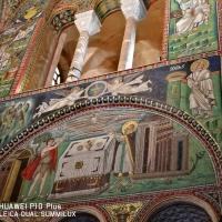 San Vitale - sacrifici di Abele e Melchisedec - LadyBathory1974 - Ravenna (RA)