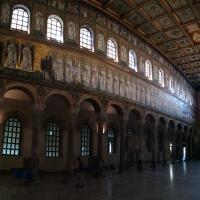 Sant'Apollinare Nuovo - panoramica lato destro - LadyBathory1974 - Ravenna (RA)