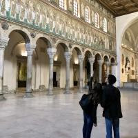 Looking up in Sant�Apollinare Nuovo, Ravenna - EmilianoFarina - Ravenna (RA)