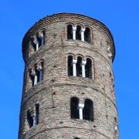Campanile particolare Basilica di Sant'Apollinare Nuovo (Ravenna) - Nicola Quirico - Ravenna (RA)
