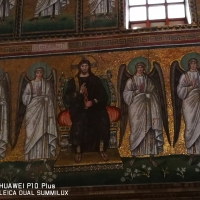 Sant'Apollinare Nuovo - Madonna con bambino - LadyBathory1974 - Ravenna (RA)