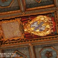 Sant'Apollinare Nuovo - particolare soffitto - LadyBathory1974 - Ravenna (RA)