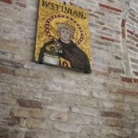 Sant'Apollinare Nuovo - quadro Giustiniano - LadyBathory1974 - Ravenna (RA)