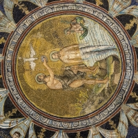 Particolare volta 1 - Domenico Bressan - Ravenna (RA)