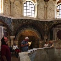 Battistero neoniano - panoramica mosaici - LadyBathory1974 - Ravenna (RA)