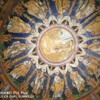 Battistero neoniano - cupola musiva - LadyBathory1974 - Ravenna (RA)