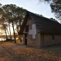 Capanno Garibaldi-vista frontale - Emilia giord - Ravenna (RA)