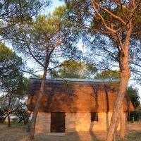 Capanno Garibaldi-vista laterale - Emilia giord - Ravenna (RA)