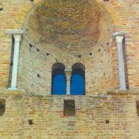 Chiesa di San Salvatore ad Chalchis-cosidetto Palazzo di Teodorico particolare facciata - CesaEri - Ravenna (RA)