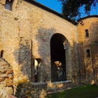 Chiesa di San Salvatore ad Chalchis cosiddetto Palazzo di Teodorico orizzontale - Opi1010 - Ravenna (RA)