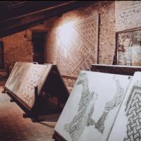 Interno del palazzo di Teodorico - Archeologia91 - Ravenna (RA)