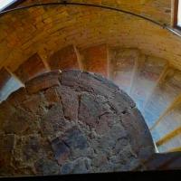 Chiesa di San Salvatore ad Chalchis-cosidetto Palazzo di Teodorico scale - CesaEri - Ravenna (RA)
