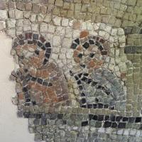 Palazzo di Teodorico - Mosaico piano superiore 2 - Walter manni - Ravenna (RA)