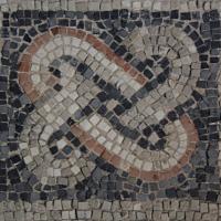 Palazzo di Teodorico - Mosaico piano superiore 4 - Walter manni - Ravenna (RA)