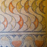 Chiesa di San Salvatore ad Chalchis cosiddetto Palazzo di Teodorico dettaglio pavimento musivo - Opi1010 - Ravenna (RA)