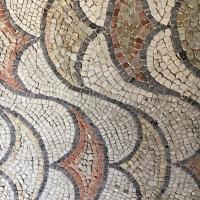 Palazzo di Teodorico - Mosaico piano superiore 1 - Walter manni - Ravenna (RA)