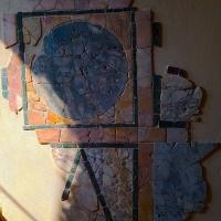 Chiesa di San Salvatore ad Chalchis cosiddetto Palazzo di Teodorico dettaglio pavimento - Opi1010 - Ravenna (RA)