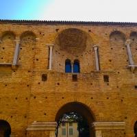 Chiesa di San Salvatore ad Chalchis cosiddetto Palazzo di Teodorico particolare facciata - Opi1010 - Ravenna (RA)