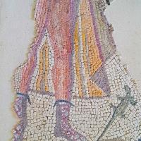 Chiesa di San Salvatore ad Chalchis cosiddetto Palazzo di Teodorico dettaglio pavimento musivo6 - Opi1010 - Ravenna (RA)