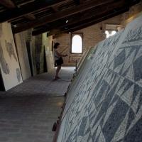 Palazzo di Teodorico - piano superiore - Walter manni - Ravenna (RA)