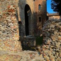 Chiesa di San Salvatore ad Chalchis-cosidetto Palazzo di Teodorico esternopiano terra - CesaEri - Ravenna (RA)