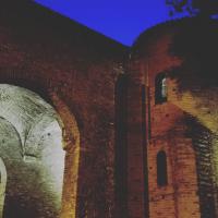 Retro del cosiddetto palazzo di Teodorico - Archeologia91 - Ravenna (RA)