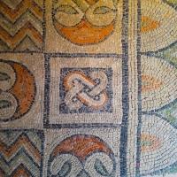 Chiesa di San Salvatore ad Chalchis cosiddetto Palazzo di Teodorico dettaglio pavimento musivo9 - Opi1010 - Ravenna (RA)