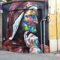 Dante Alighieri street - Renzo favalli - Ravenna (RA)