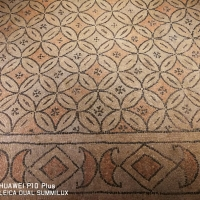 Domus dei tappeti di pietra - sfumature di bianco e rosa - LadyBathory1974 - Ravenna (RA)