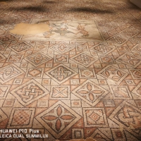"""Domus dei tappeti di pietra - le geometrie del """"tappeto di pietra"""" della Danza delle quattro stagioni - LadyBathory1974 - Ravenna (RA)"""