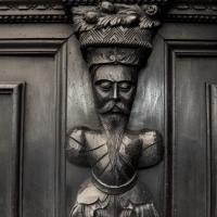 Particolare nel refettorio - Domenico Bressan - Ravenna (RA)