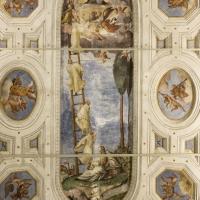 Soffitto del refettorio - Domenico Bressan - Ravenna (RA)