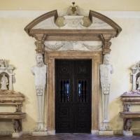 Ingresso refettorio - Domenico Bressan - Ravenna (RA)