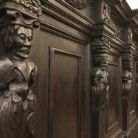 Biblioteca Classense-particolare del refettorio - Emilia giord - Ravenna (RA)