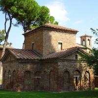 Esterno di Galla Placidia - Lisavit - Ravenna (RA)
