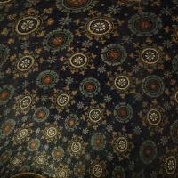 Mausoleo di Galla Placidia - panoramica soffitto stellato - LadyBathory1974 - Ravenna (RA)