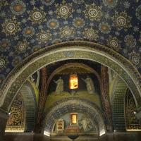 Interno di Galla Placidia - Lisavit - Ravenna (RA)