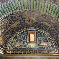 GallaPlacidia mosaico ciervos - Hispalois - Ravenna (RA)