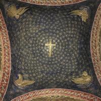 GallaPlacidia mosaico cúpula - Hispalois - Ravenna (RA)