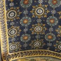 Mausoleo di Galla Placidia - soffitto stellato zoom - LadyBathory1974 - Ravenna (RA)