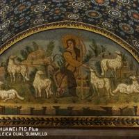 Mausoleo di Galla Placidia - lunetta del buon pastore - LadyBathory1974 - Ravenna (RA)
