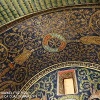 Mausoleo di Galla Placidia - soffitto - LadyBathory1974 - Ravenna (RA)