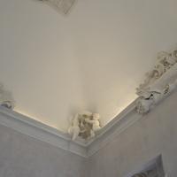 Palazzo Rasponi Dalle Teste (Ravenna) decorazioni - Nicola Quirico - Ravenna (RA)