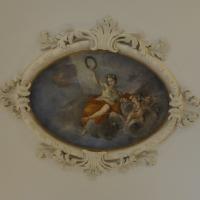 Palazzo Rasponi Dalle Teste affresco 02 - Nicola Quirico - Ravenna (RA)