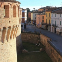 Rocca e Piazza Mazzanti - Marinaloconteciaranfi - Riolo Terme (RA)