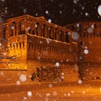 Nevicata in Rocca - ClaudioC - Bagnara di Romagna (RA)