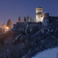 Rocca al chiaro di Luna - UmbertoPaganiniPaganelli - Brisighella (RA)